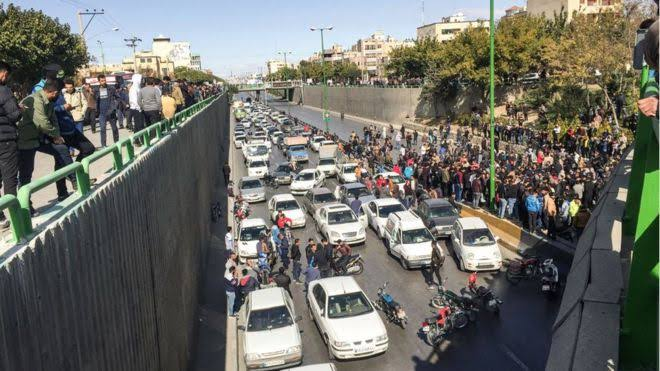 BM: İran protestolarında 208 kişi öldü, 7 bin kişi gözaltına alındı