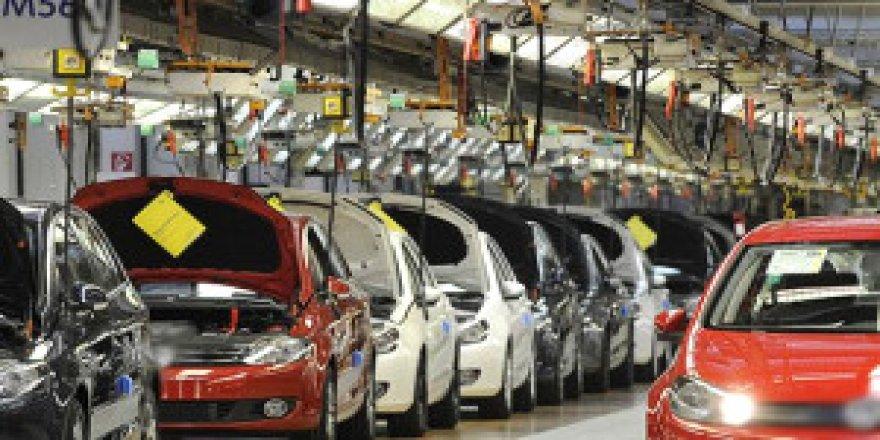 Alman otomotiv sektöründe durgunluk