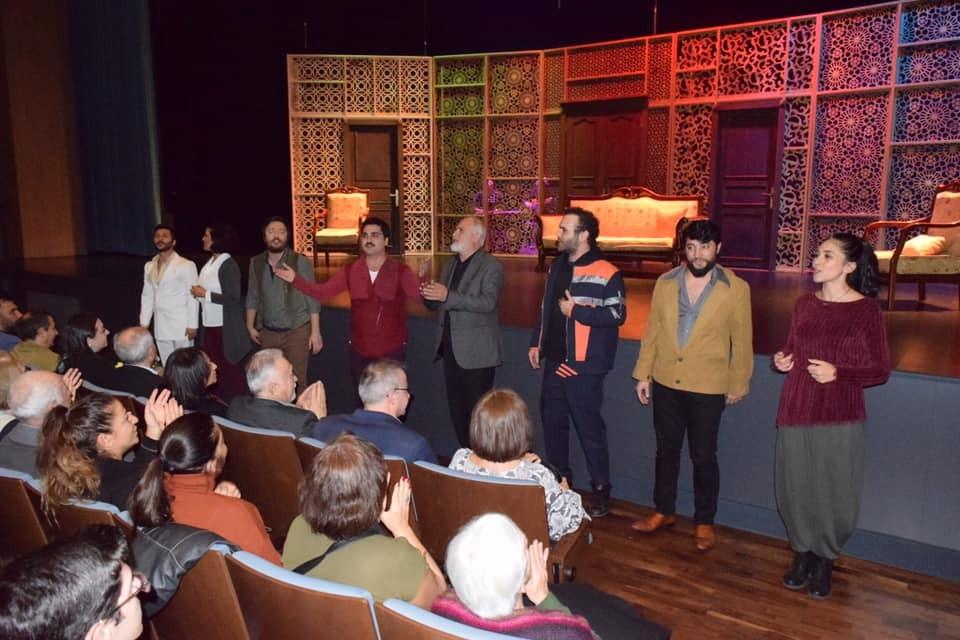 Esenyurt Belediye Tiyatrosu Sarıyer'de Sahneye Çıktı
